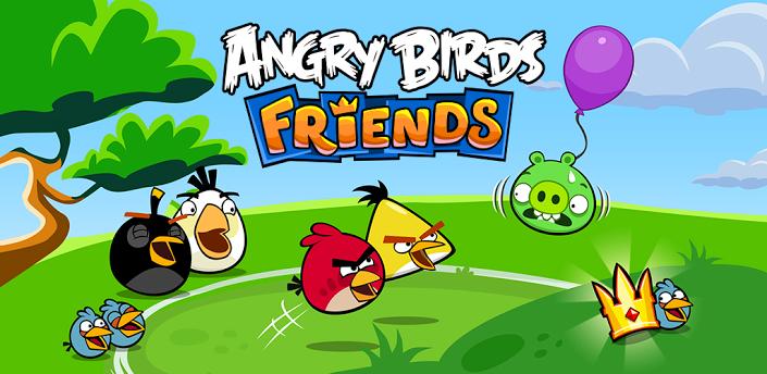 Angry Birds Friends Apk Terbaru