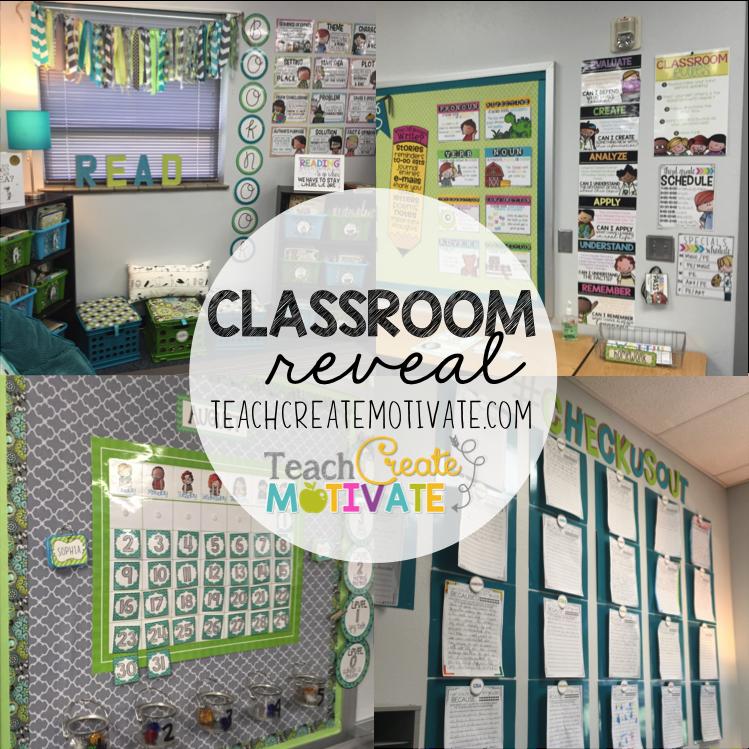 Classroom Design For Grade 4 : My classroom teach create motivate