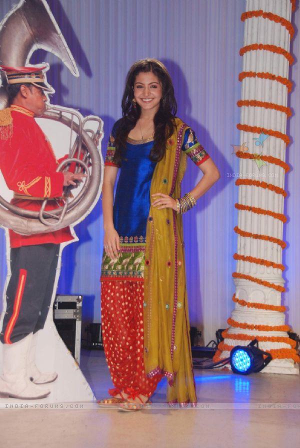 Actress Anushka Sharma...