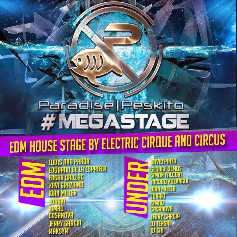 MegaStage - LineUp