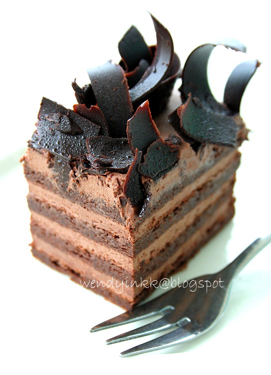 Heavenly Chocolate Cake Miracle Whip