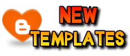 NEW B TEMPLATES | NEW BLOGGER TEMPLATE EVERY DAY!