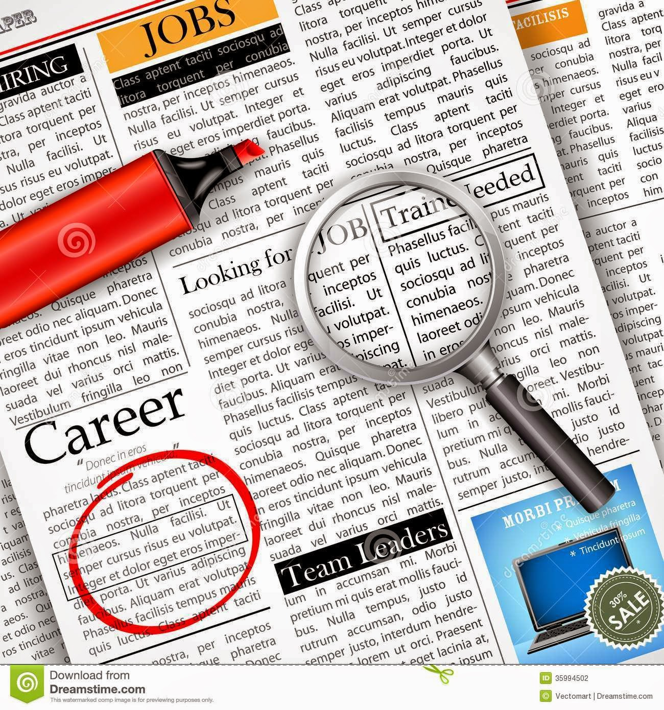 A Job Seekers Tips