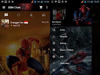 Bbm Mos Spiderman v2.10.0.35 apk Terbaru Clone -