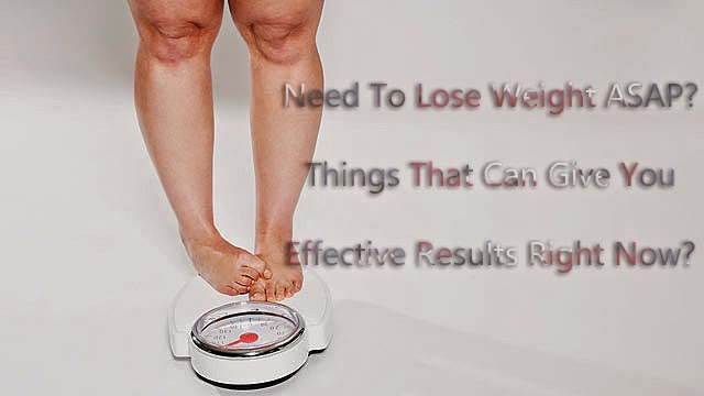 Dos and donts weight-loss