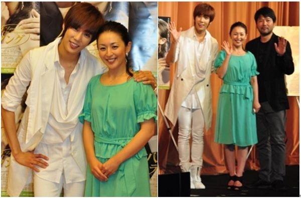 """[DRAMA] 05/08/2011 - Park Jung Min @ """"8-Gatsu no Love Song"""" 13"""