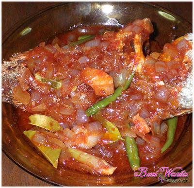 Resepi ikan masak tiga 3 rasa sedap simple. Cara masak ikan siakap jenahak gerut bawal 3 tiga rasa sedap mudah