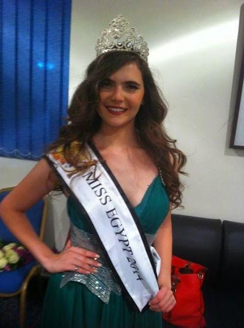 Miss Egypt 2014