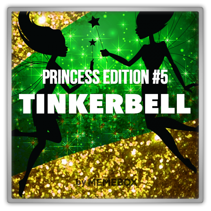 Memebox Superbox Princess Edition #5 Tinkerbell 2 미미박스 Commercial