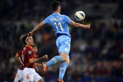 Roma Napoli 2-2 highlights sky
