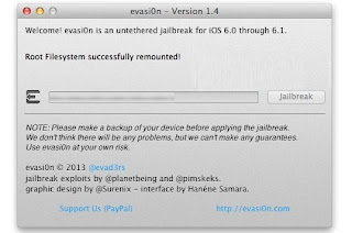 How to Jailbreak iOS 6.1.2