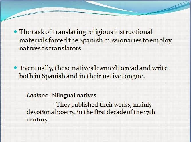 philippine literature during spanish period the Philippine literature during the spanish colonial period 21st century literature from the philippines and the world / 21st century literature in various regions.