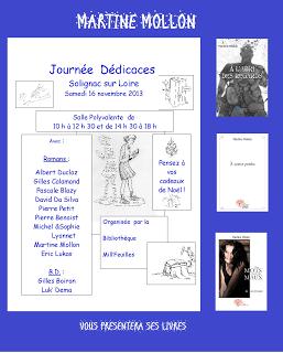LE 16 NOVEMBRE 2013 SOLIGNAC-SUR-LOIRE Haute-Loire