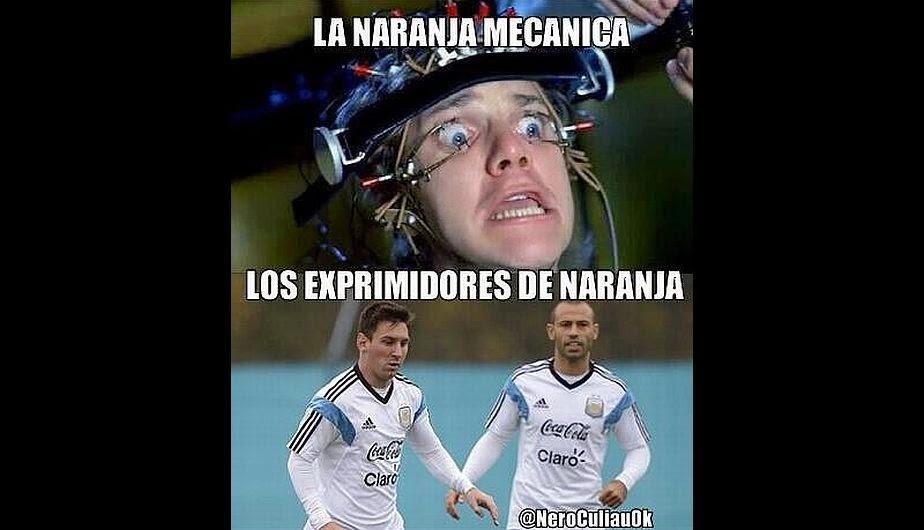 Los Mejores Memes del Triunfo Argentino, Mundial Brasil 2014, Finales