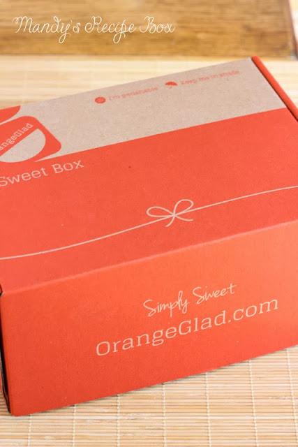 orange glad sweet treats