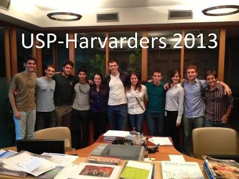 USP-Harvarders 2013