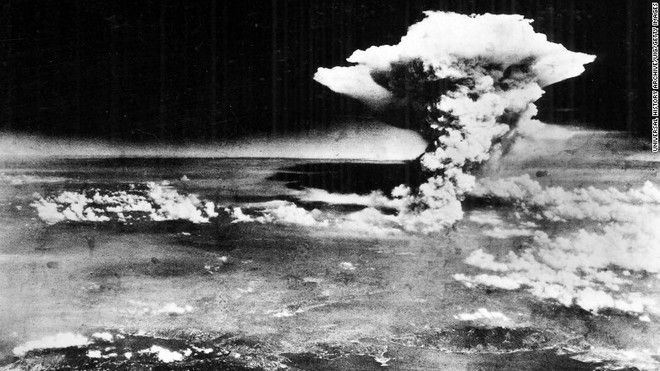 20 Shocking Pictures Of Hiroshima, The First City In History To Be Destroyed By An Atomic Bomb - The first atomic bomb called