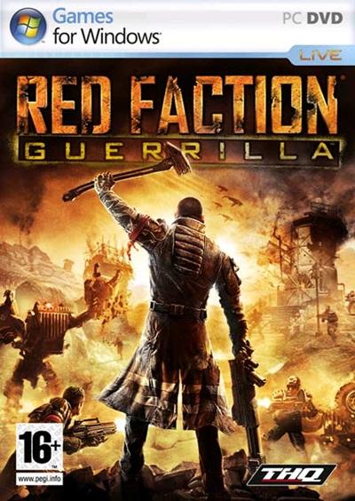 Red Faction Guerrilla PC Full Español