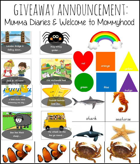Montessori inspired printables set giveaway by Welcome to Mommyhood and Mumma Diaries #montessori, #preschool, #freeprintables, #freemontessoriprintables