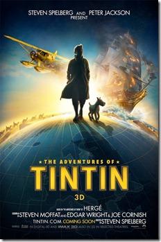 Les aventures de Tintin online  du cinéma en ligne