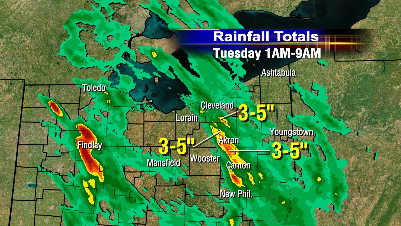 scott sabol u0026 39 s world of weather  local flooding in ohio