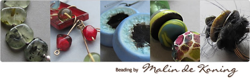 Beading by Malin de Koning