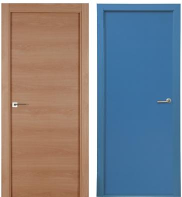 Suritama puertas econ micas for Puertas madera economicas
