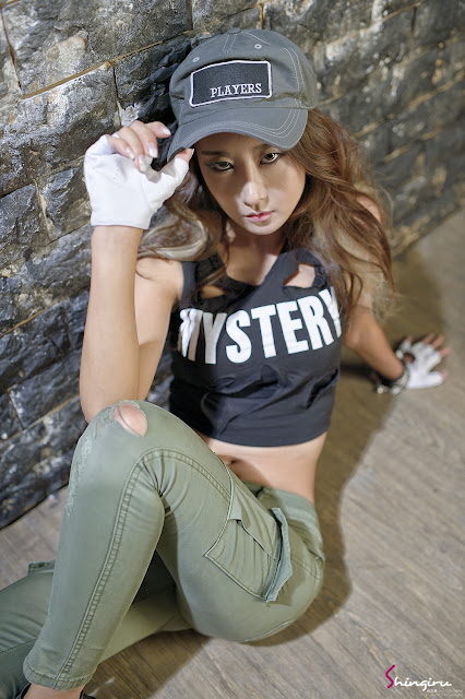 3 Park Hyun Sun - Mysterious Girl-Very cute asian girl - girlcute4u.blogspot.com