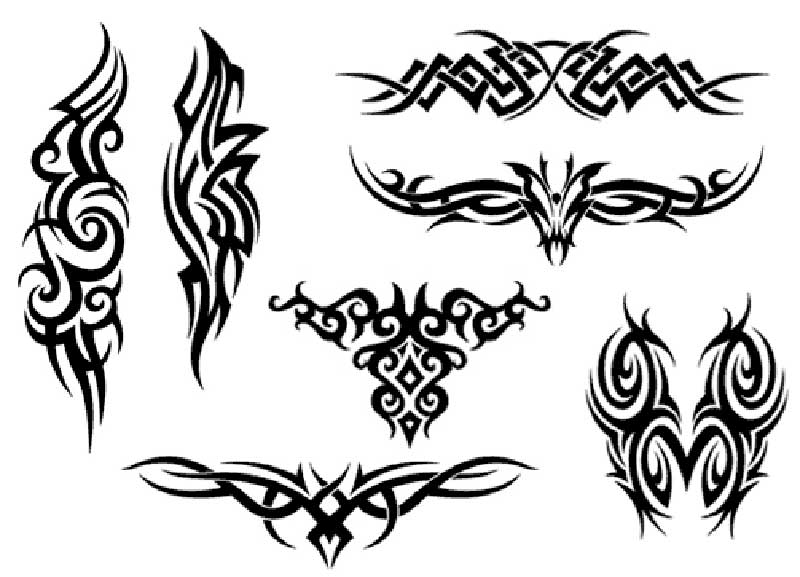 tatto tribal tattoos styles designs photos. Black Bedroom Furniture Sets. Home Design Ideas