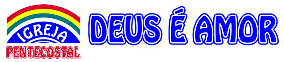 DEUS é AMOR - AB