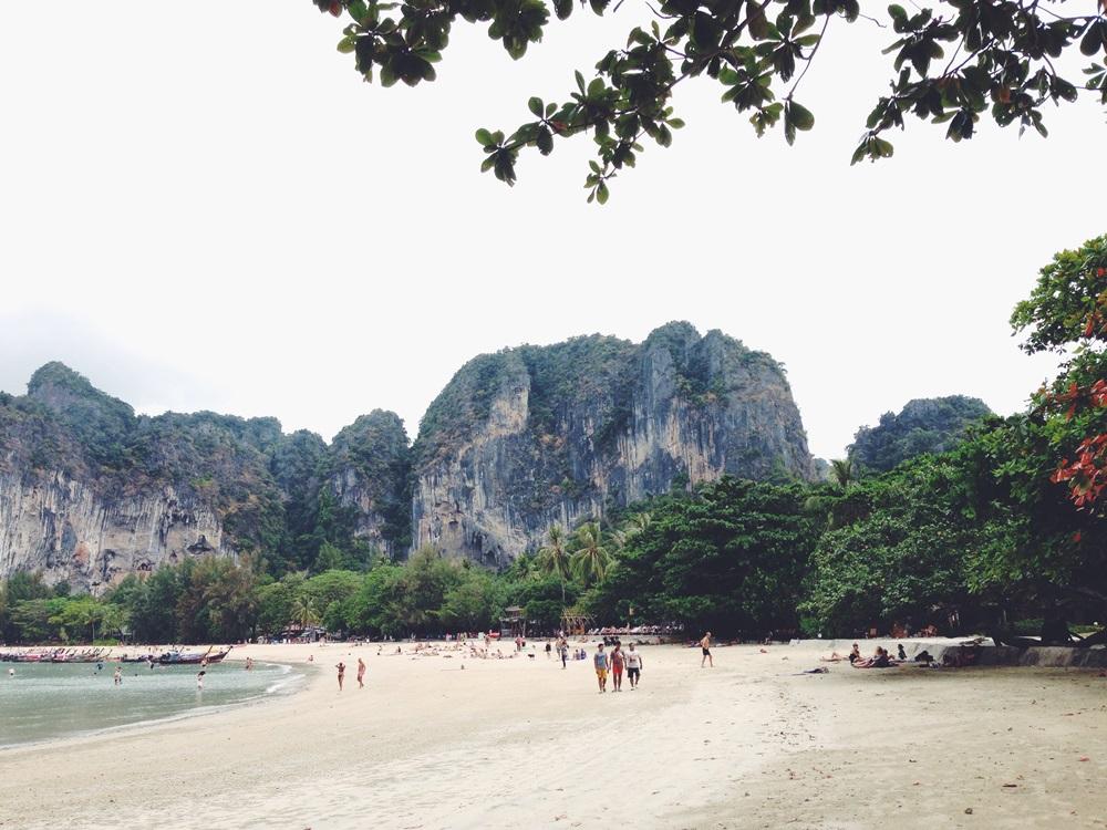 Ao Nang: Trip zum Railay Beach!