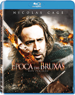 Passatempo Blu-Ray poca das Bruxas
