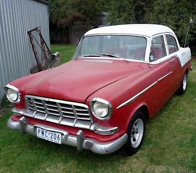 1958 FC Holden pictures classic cars - Hot Rod Cars