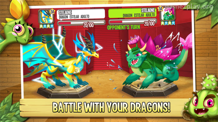 Hundreds of species of dragons, including the option to hatch