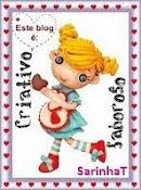 Mais um Selinho,....Este Blog é Criativo e Saboroso,....Oferecido pela Lilia no dia 17.Fev.11'