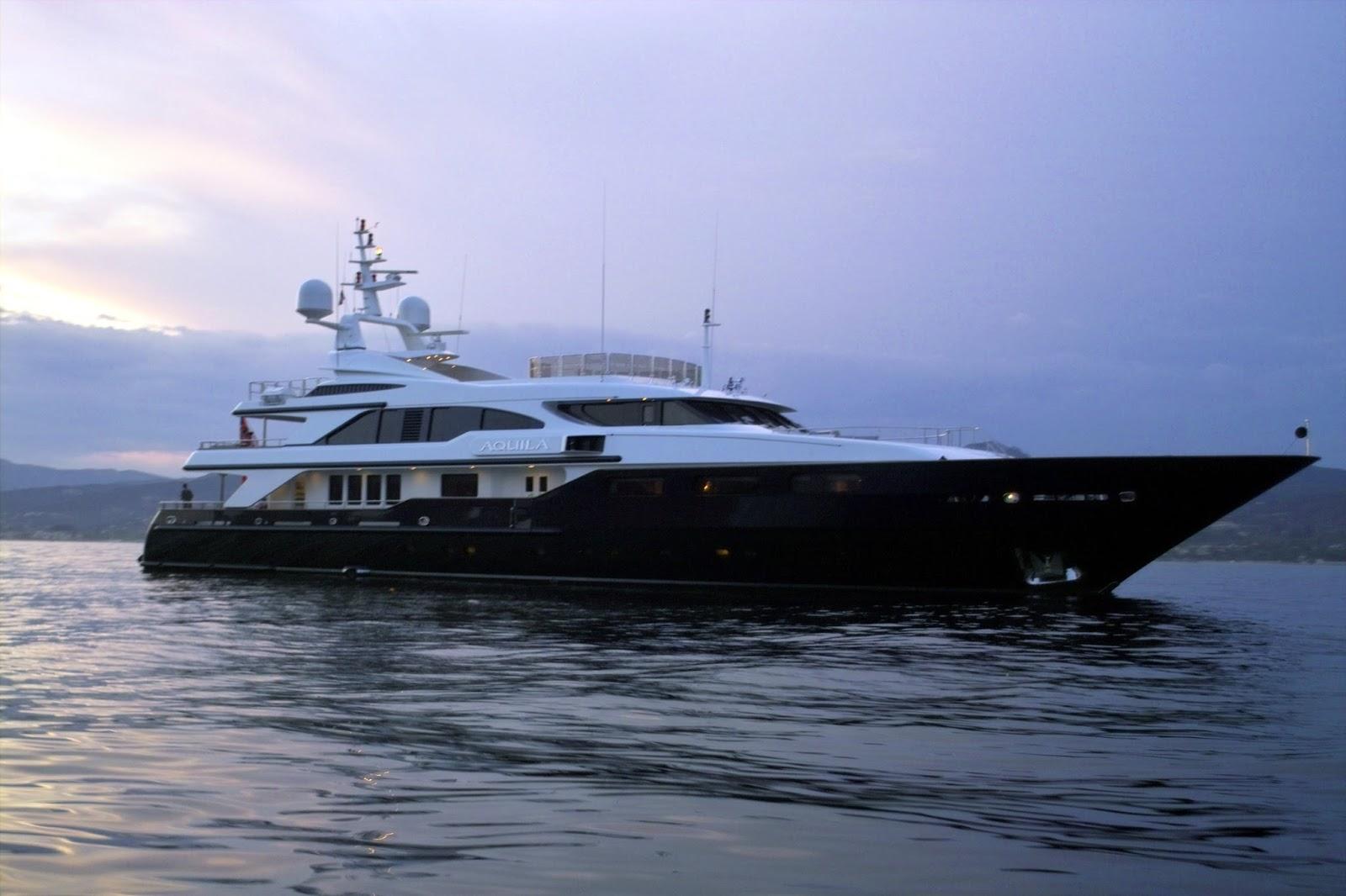 Superyacht AQUILA