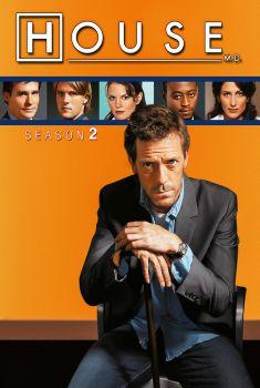 Dr. House 2ª Temporada Torrent - WEB-DL 720p Dual Áudio