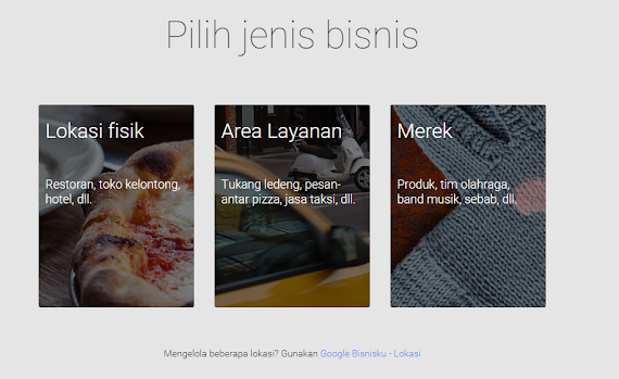 Membuat Halaman Fanspage di Google Plus