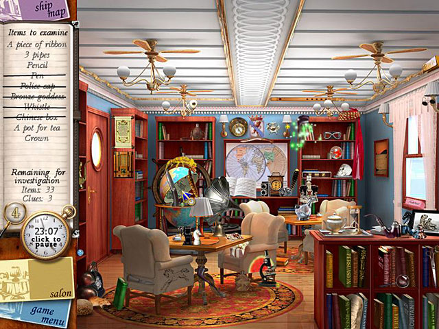 Игрок выступает в роли знаменитого эркюля пуаро в полной тайн приключенческой игре с перспективой от 3-го лица