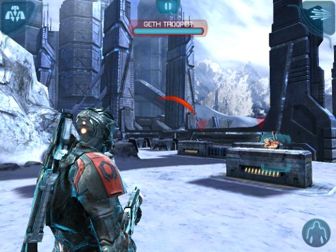 MASS EFFECT INFILTRATOR APK - BEST ANDROID GAME
