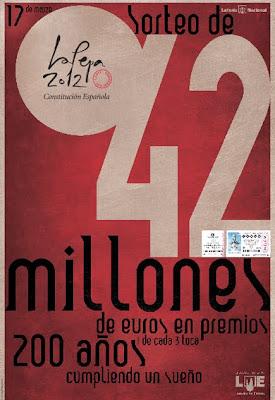 bicentenario lotería nacional 17 marzo