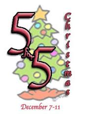 5 for 5 Christmas