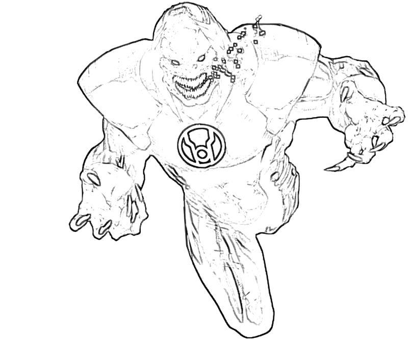atrocitus character