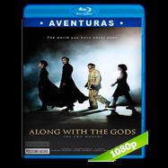 Junto Con Los Dioses,Los Dos Mundos (2017) BRRip 1080p Audio Dual Latino-Coreano
