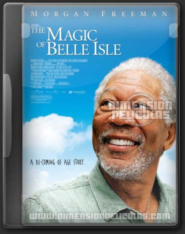 The Magic of Belle Isle (BRRip HD Ingles Subtitulado) (2012)