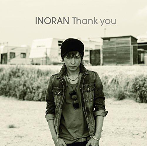 [Album] INORAN – Thank you (2016.08.24/FLAC/RAR)