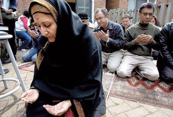 Masjid Terbuka Untuk Bukan Islam Gay Wanita Jadi Imam Dibuka