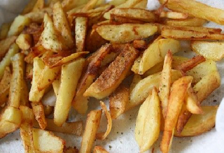 Δεν πάει το μυαλό σας: Τι θεραπεύουν οι τηγανιτές πατάτες;