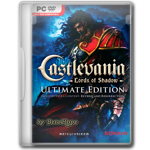 Castlevania Lords Of Shadow Full Español