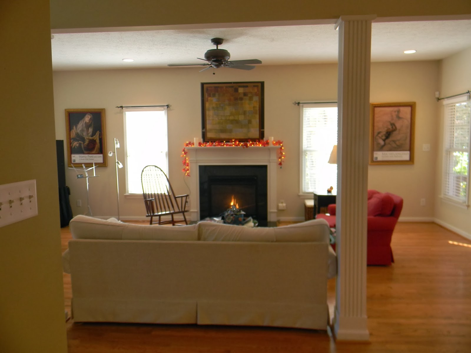 seaside interiors a warm and inviting living room design package